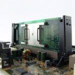 motherboard with slot processor